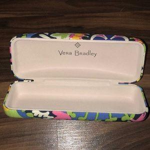 NWOT Vera Bradley Clamshell Glasses Case